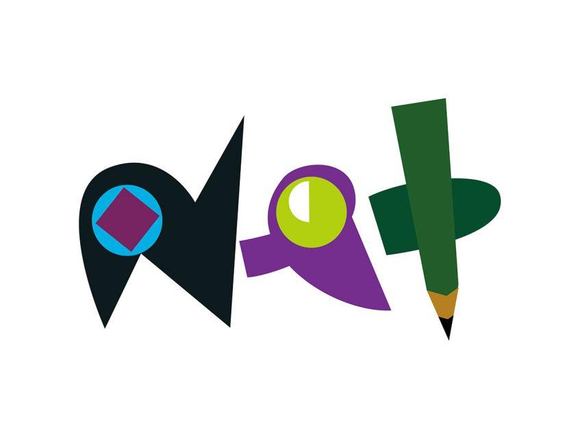 シンフォニック「NETシリーズ」のロゴデザイン